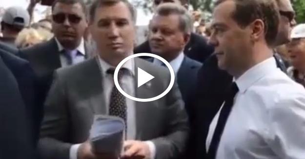 Medvedev: Bizde para kalmadı