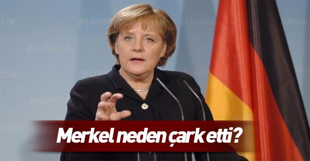 Merkel neden çark etti?