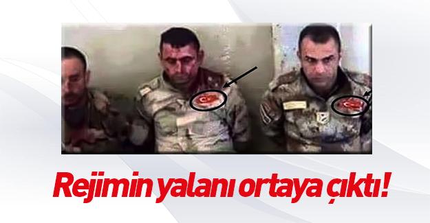 Rejim medyasından photoshoplu yalanlar