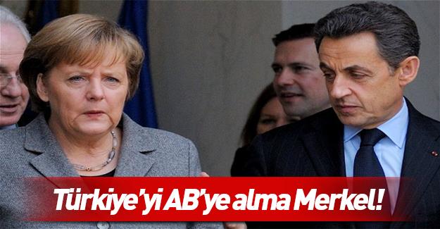 Sarkozy Türkiye'nin AB üyeliğine itiraz etti