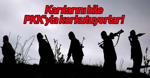 Yüksekova'da dövdüğü karısını PKK'ya şikayet eden koca