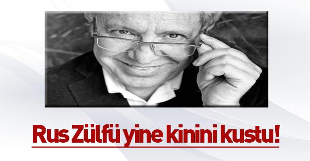 Zülfü Livaneli Rus sitesine konuştu: Türkiye özür dilemeli