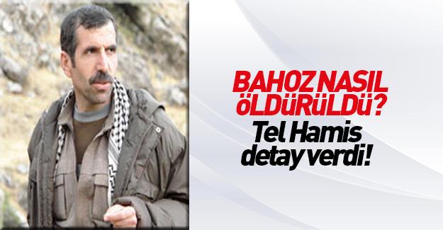 Bahoz'u öldüren Tel Hamis Tugayları'ndan açıklama!