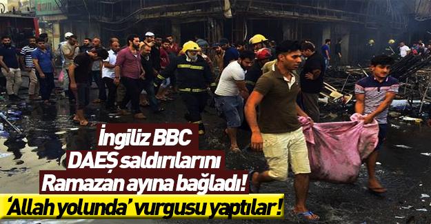 BBC IŞİD saldırılarını Ramazan ayına bağladı