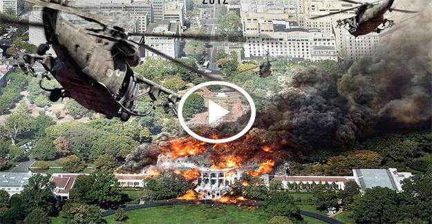 Beyaz Saray Düştü filmi bir darbe kalkışması gibi