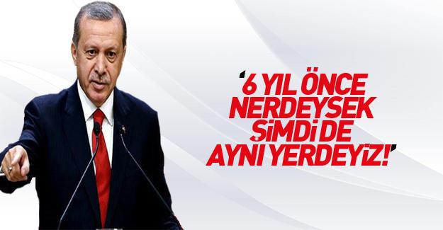 Erdoğan'dan vatandaşlık açıklaması!