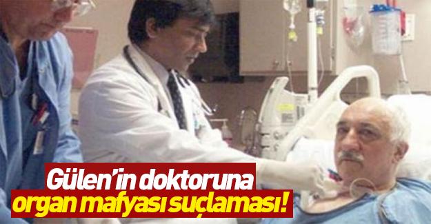 Fethullah Gülen'in doktorundan büyük alçaklık