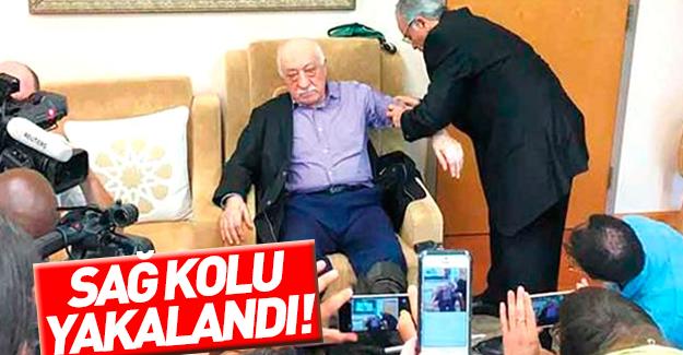 Fethullah Gülen'in sağ kolu Halis Hancı yakalandı