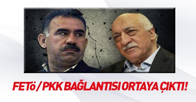 FETÖ'den PKK'ya sus payı Öcalan