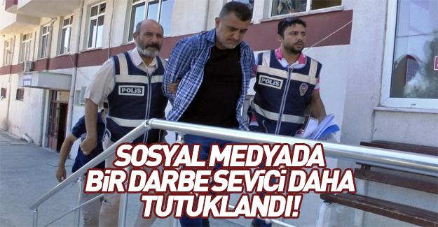 Gaziantep'te darbeye sevinen başkan tutuklandı
