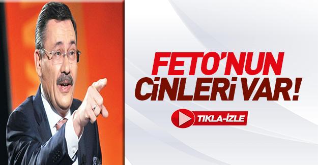 Gökçek'ten şok iddia: Gülen'in cinleri var!