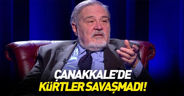 İlber Ortaylı: Çanakkale'de Kürtler savaşmadı