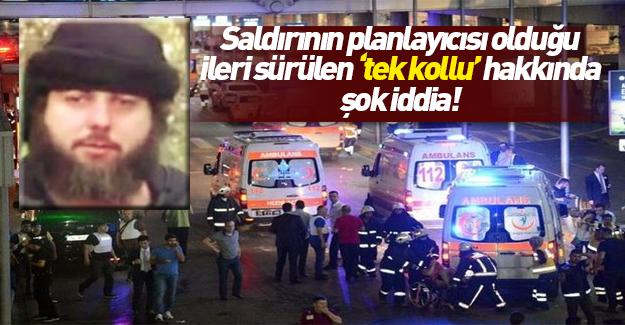 İstanbul'daki hain saldırının planlayıcısı 'ajan' çıktı