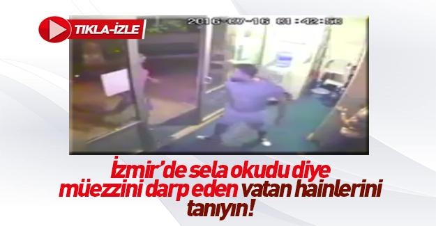 İzmir'de sela okuyan müezzin tartaklandı