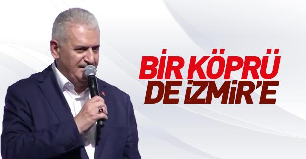 İzmirliler istedi Binali Yıldırım kırmadı