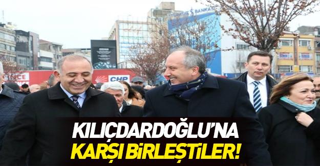 Kemal Kılıçdaroğlu'na karşı İnce- Tekin ittifakı