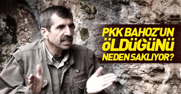 PKK, Bahoz'un öldüğünü neden açıklamıyor?