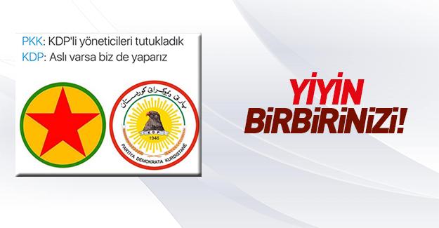 PKK-Barzani kavgası