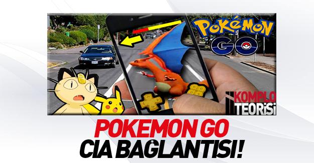 Pokemon Go ajan çıktı
