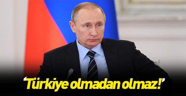 Rusya'dan flaş Türkiye itirafı!