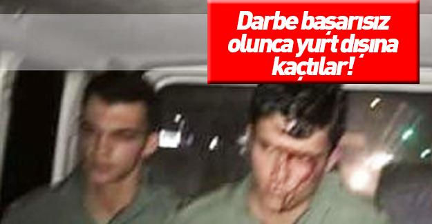 Yunanistan'a kaçan darbeci askerler