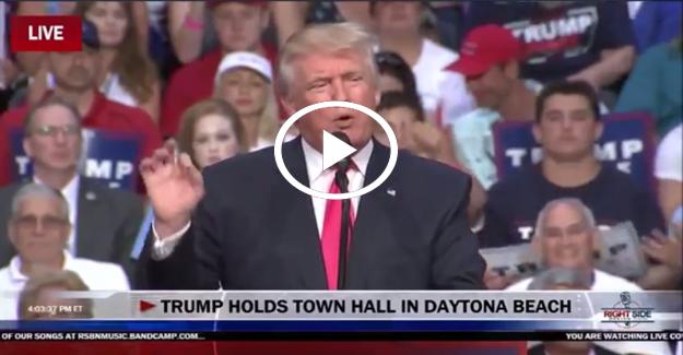 ABC, Trump'ın Hillary ile ilgili sözlerini sansürledi