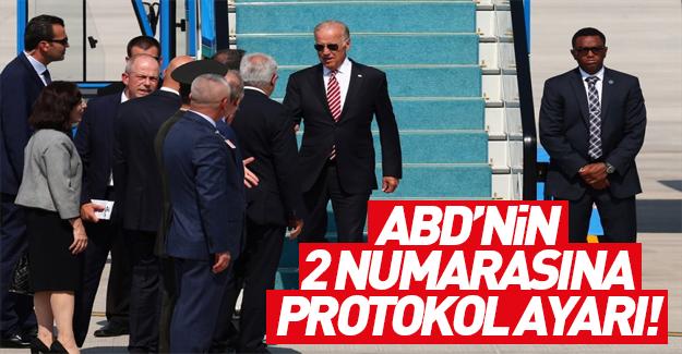 ABD Başkan Yardımcısı Joe Biden Ankara'da