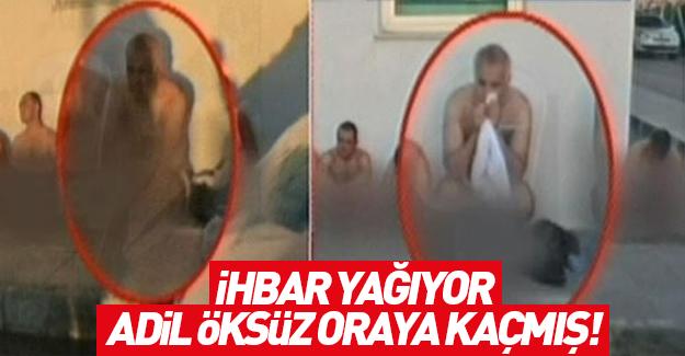 Adil Öksüz Tiflis'te ihbarı!