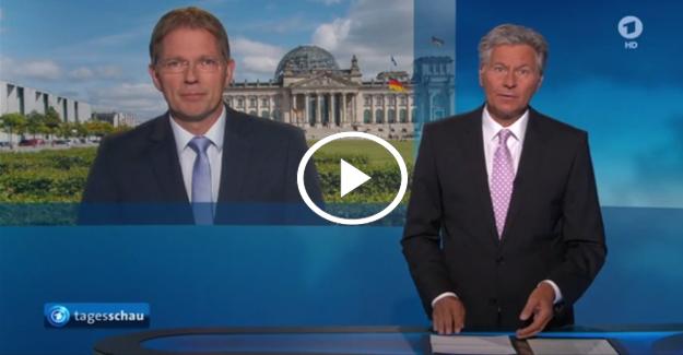 Alman devlet televizyonundan Türkiye'ye iftira dolu haber