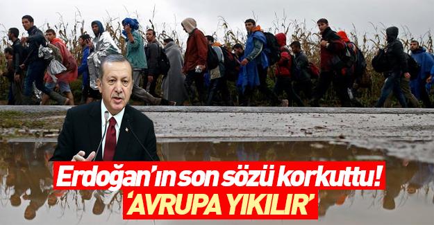 Avrupa'da Türkiye korkusu! Yıkıcı olur