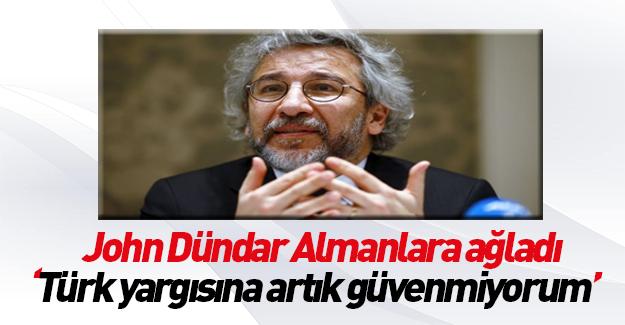 Can Dündar: Türk yargısına artık güvenmiyorum