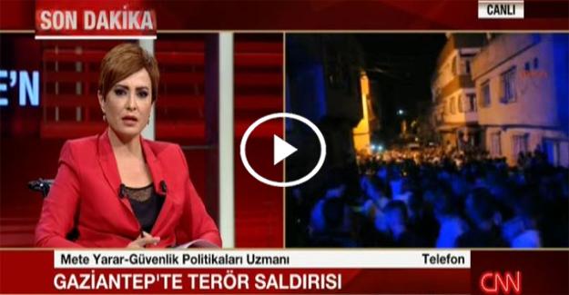 CNN Türk'te hatalı telefon bağlantısı