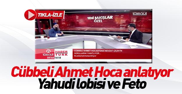Cübbeli Ahmet: Yahudi haham bana FETÖ ile anlaştıklarını anlattı