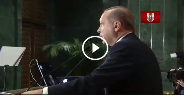 Cumhurbaşkanı Erdoğan Beştepe'den Cerablus'a bağlandı