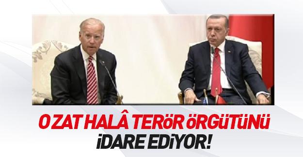 Cumhurbaşkanı Erdoğan ile Joe Biden görüşmesi
