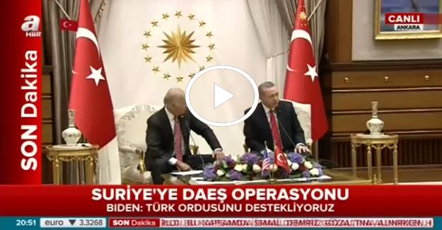 Cumhurbaşkanı Erdoğan: İslam devletinden terörist çıkmaz