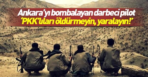 Darbe girişiminde FETÖ'den PKK'lıları vurmayın emri
