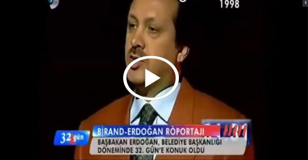 Darbe sorusuna Erdoğan'ın yanıtı!