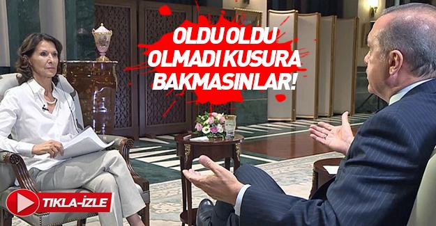 Erdoğan'dan Almanya'ya geri kabul resti