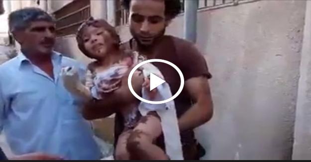Esed Humus'a kimyasal bomba attı (+18)