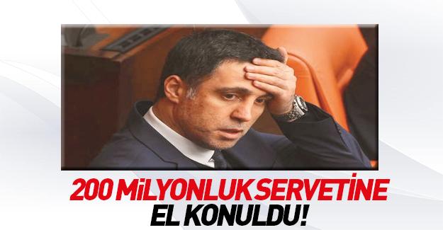 Hakan Şükür'ün dev serveti