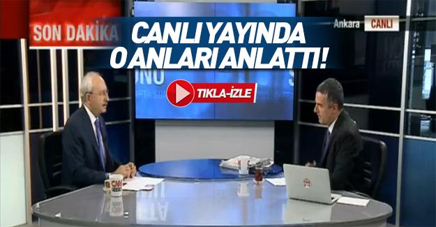 Kemal Kılıçdaroğlu Artvin saldırısını anlattı