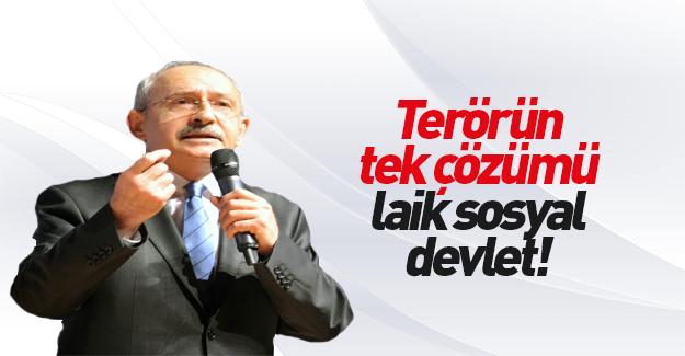 Kemal Kılıçdaroğlu Gaziantep saldırısını kınadı