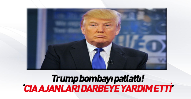 Trump'ın Türkiye tweetine CIA müdahalesi