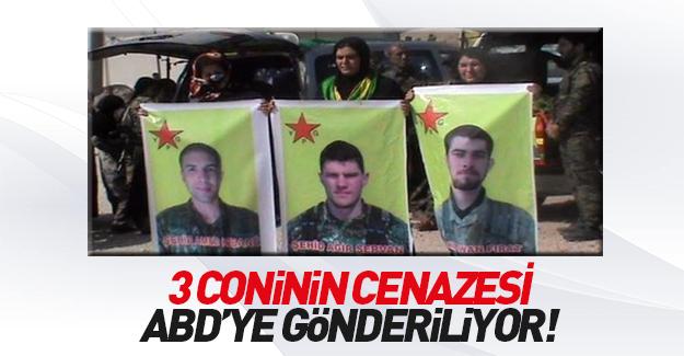 YPG'ye katılan 3 Amerikalı Menbiç'te öldürüldü!