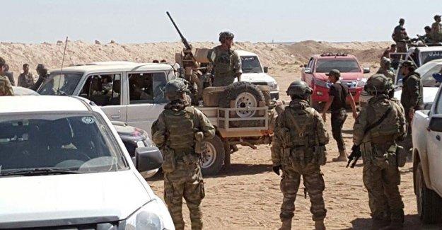ABD askerlerine Suriye'de büyük şok!