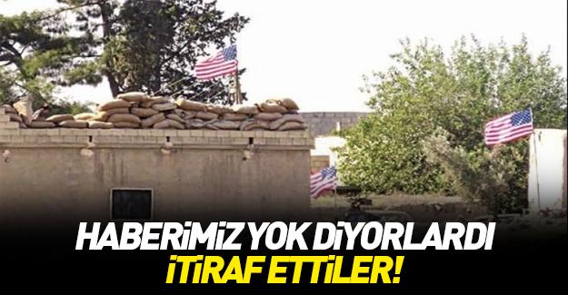 ABD: Bayrağı biz astık, ateş açıldı