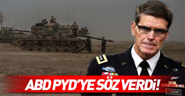 ABD'den PYD'ye Akdeniz sözü!