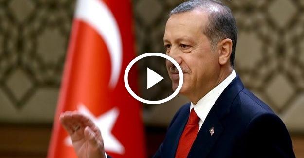 Benzerliği Cumhurbaşkanı Erdoğan'ı bile şaşırttı