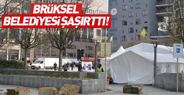Brüksel teröristlerin etkinliğini iptal etti